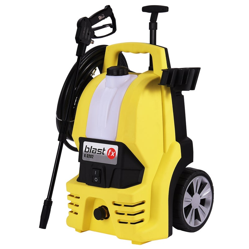 BLAST FX 3600 PSI Electric High-Pressure Water Cleaner with Gurney Pump