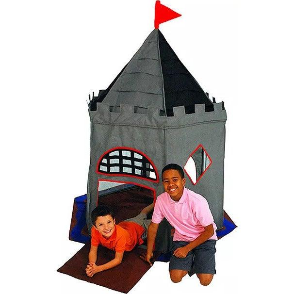 Bazoongi Castle Indoor / Outdoor Kid's Play Tent