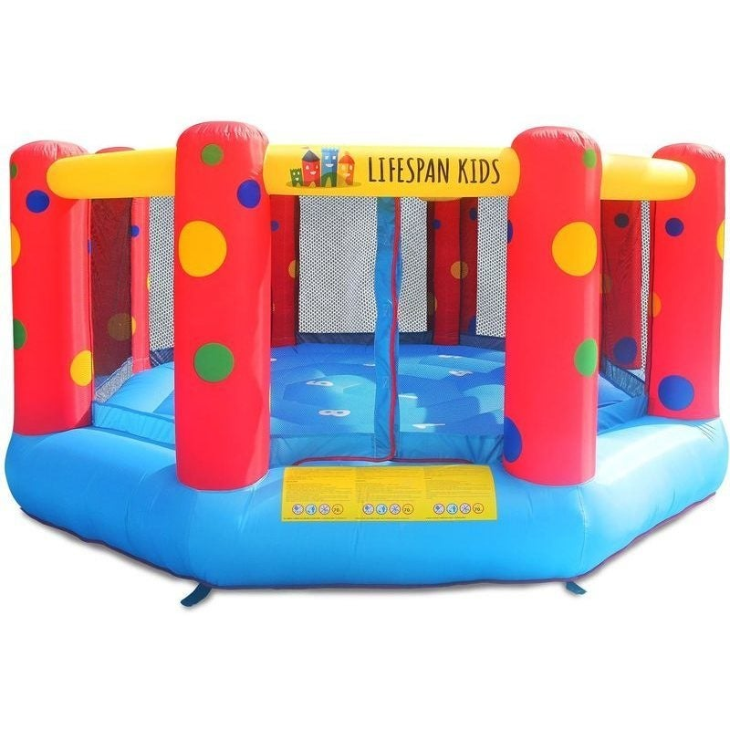 AirZone 8 Kids Inflatable Jumping Castle 3.6x3.6m
