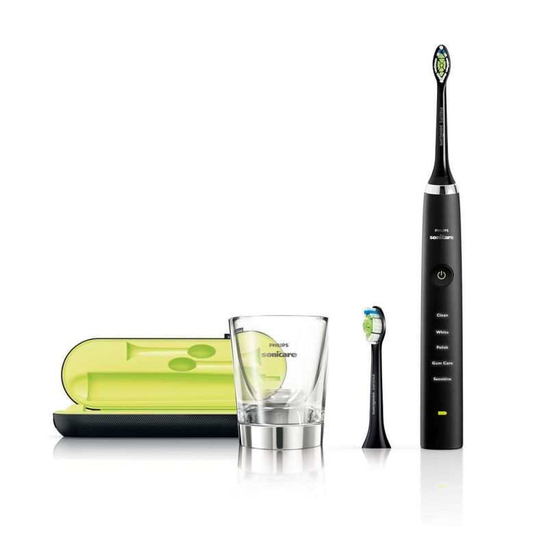 Philips Sonicare Black Electric Toothbrush
