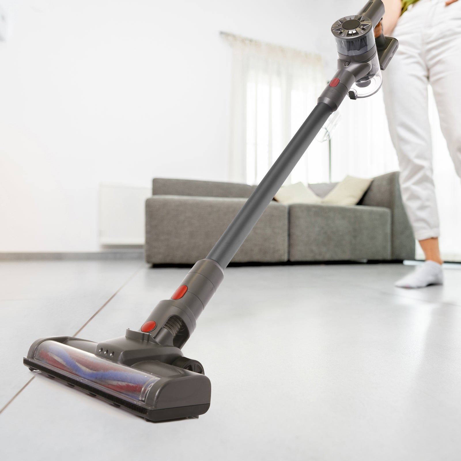 MyGenie X5 Handheld Cordless Stick Handstick Vacuum Bagless Rechargeable