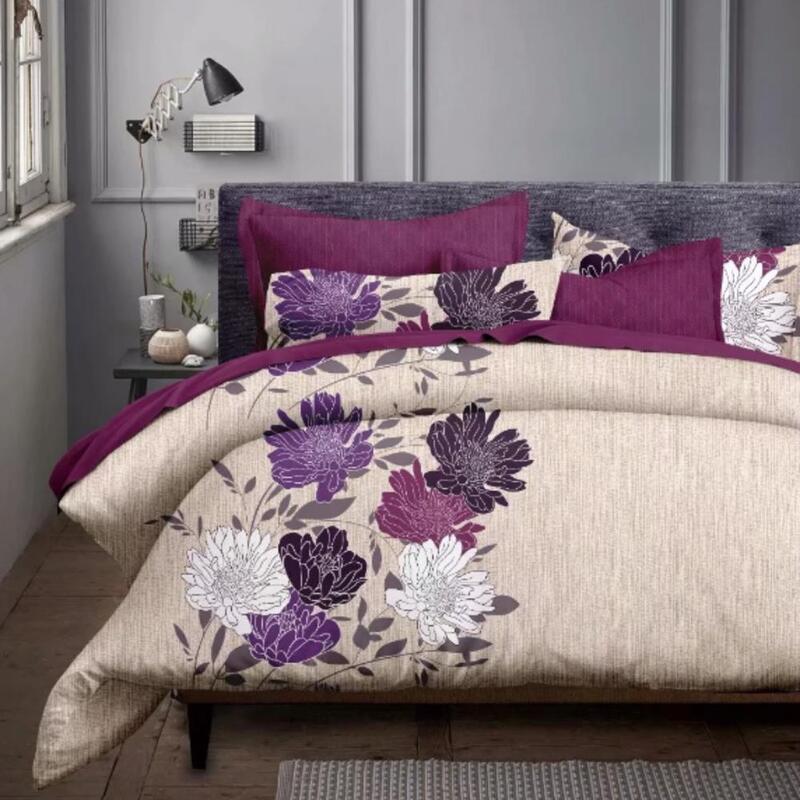 Float Flora Quilt/Doona Cover Pillowcase Set