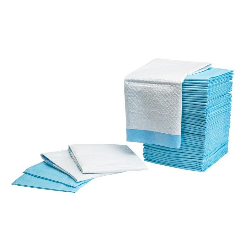 200PCS Pet Toilet Training Pads 7 Layered - BLUE