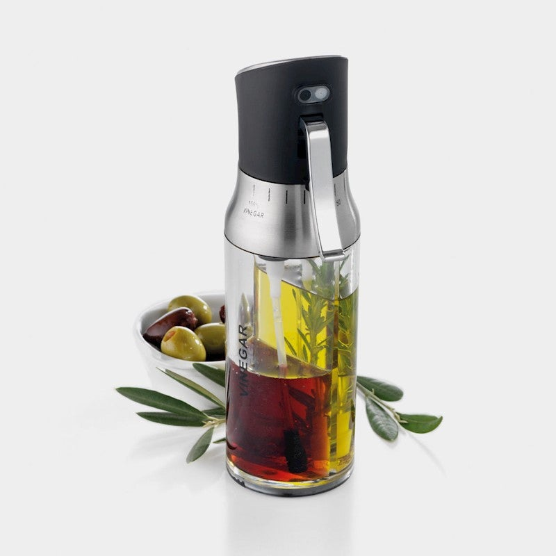 Maxim Oil and Vinegar Spray Mister Sprayer Salad Dresser BBQ Cooking Kitchen