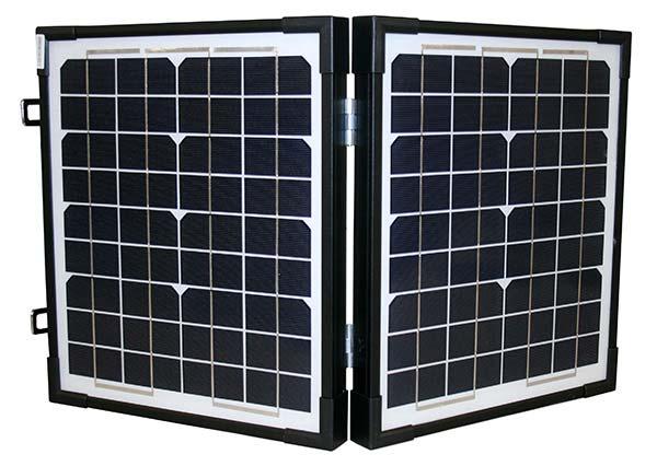 Sun Hawk Solar Panel 20W