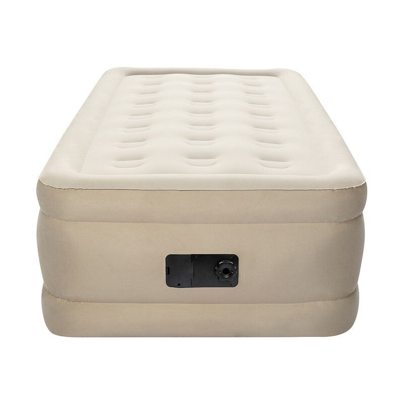 Bestway Fortech Air Bed Twin Inflatable Mattress Sleeping ...