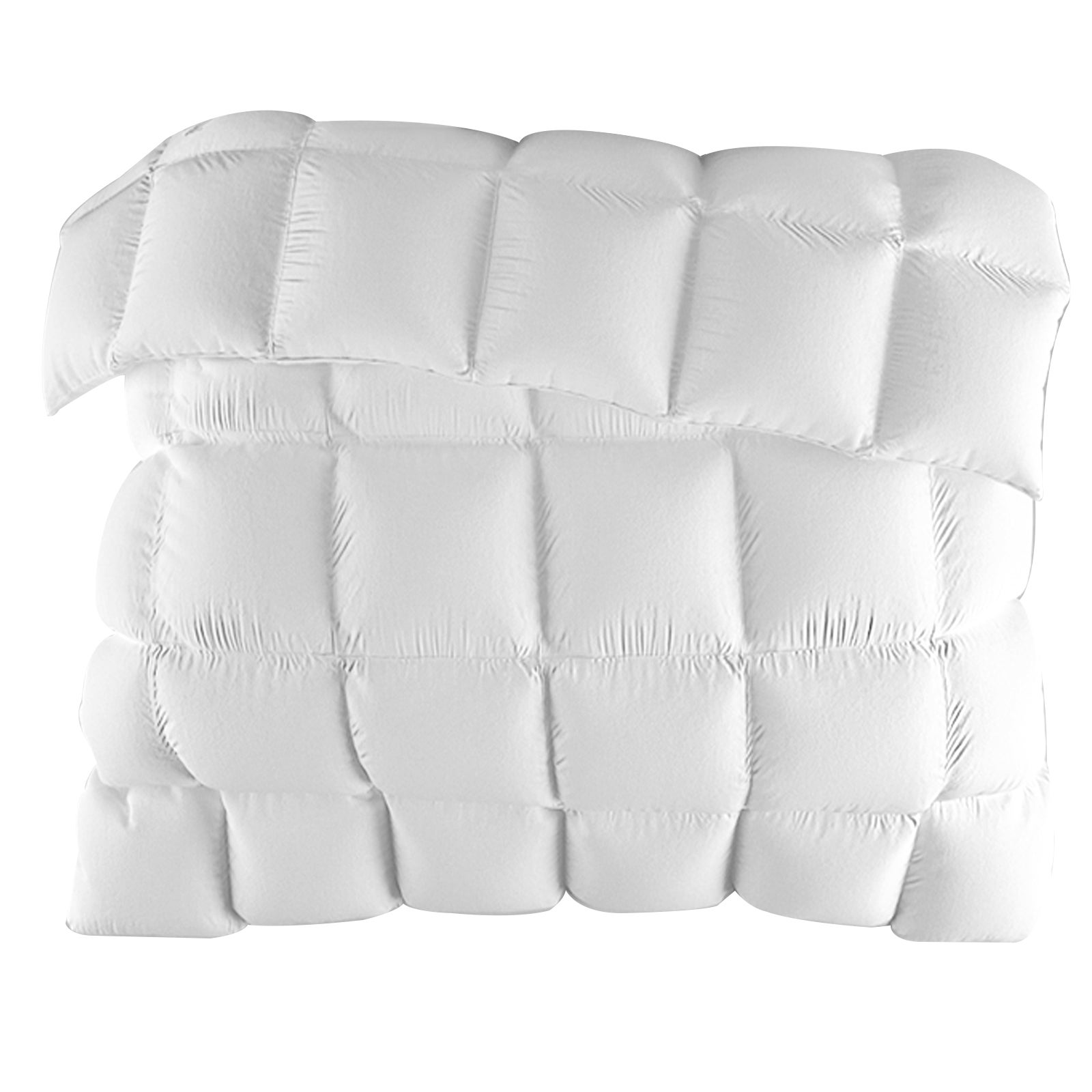 Bedra Bedding Goose Quilt Down Feather 500GSM Super King