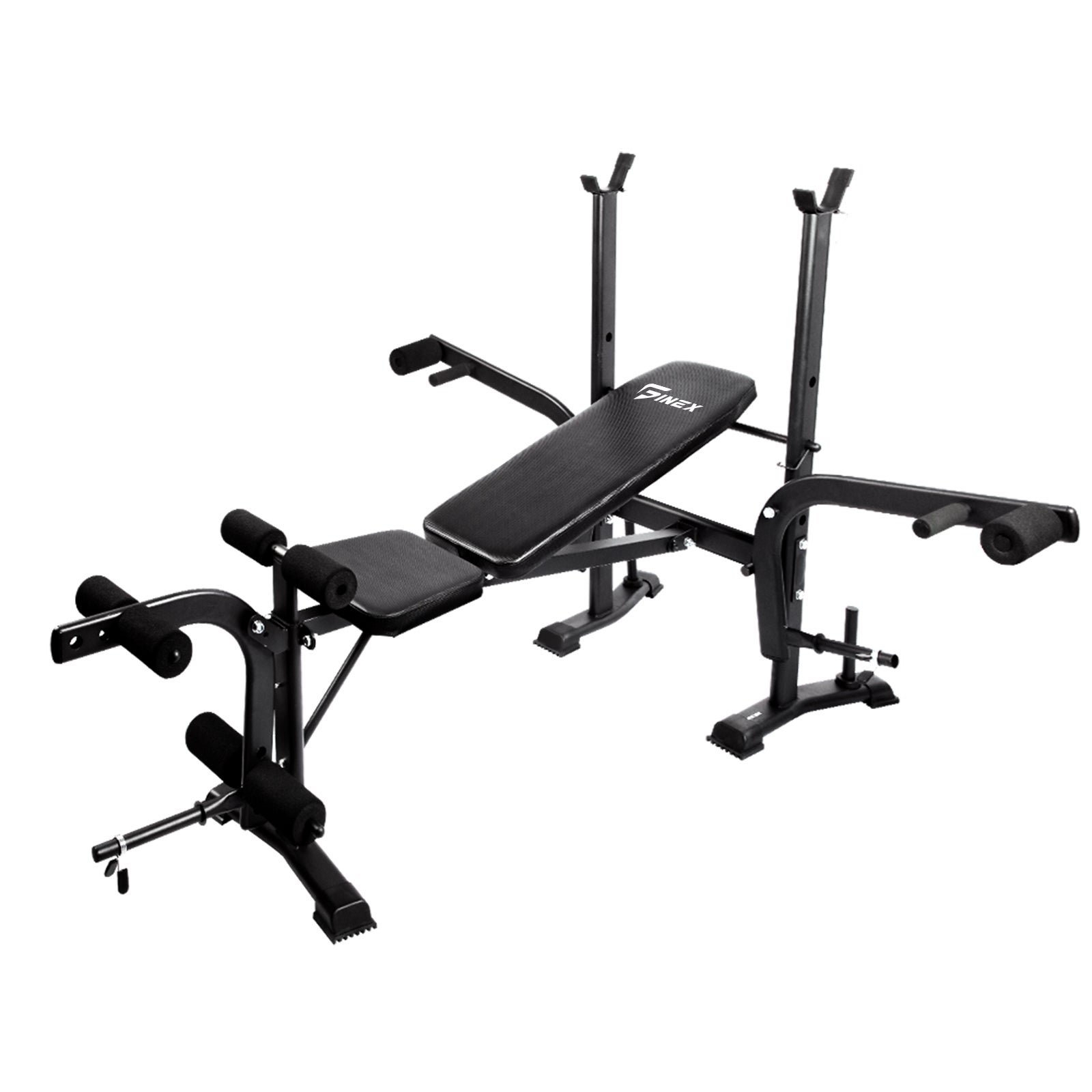Weight Bench 8-in-1 Press Multi-Station