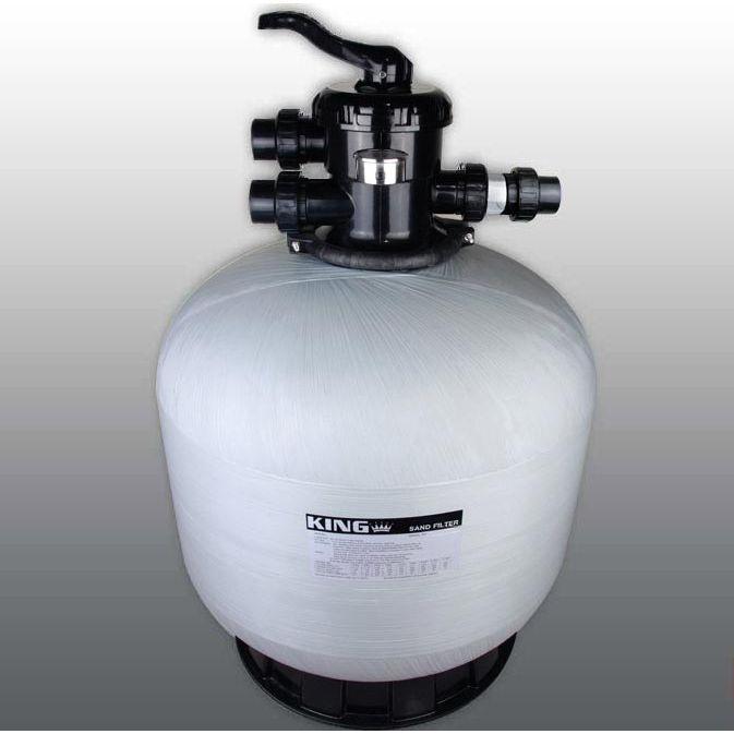 Fibreglass Swimming Pool Sand Filter 28 Inch 340LPM