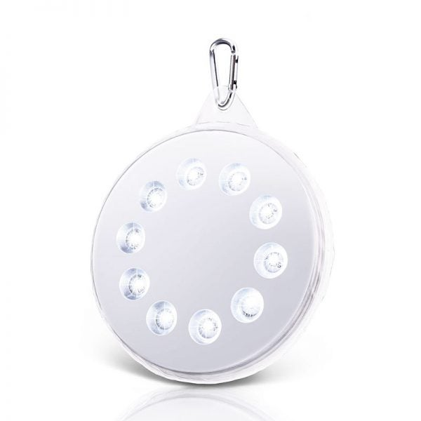 Solar Led Light Camping Lantern Usb Charge Waterproof 38 Lum Ipx7