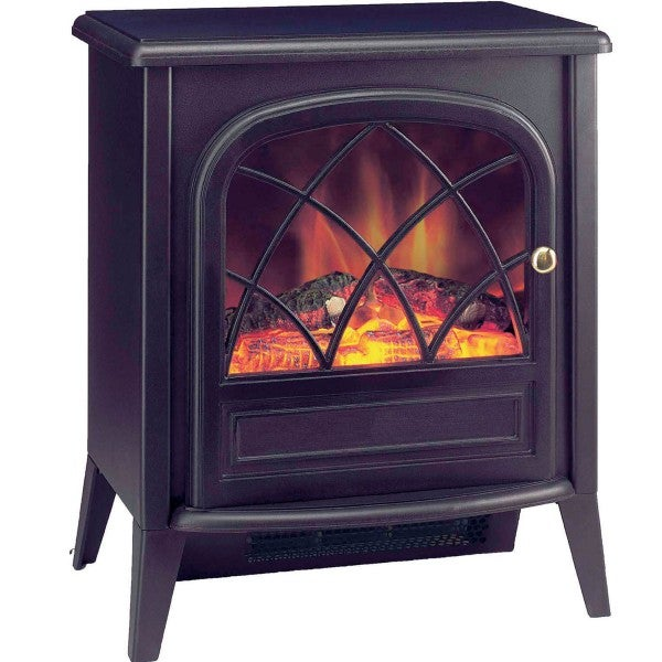 Dimplex 2.0kW Ritz Portable Electric Fire with Optiflame Log Effect