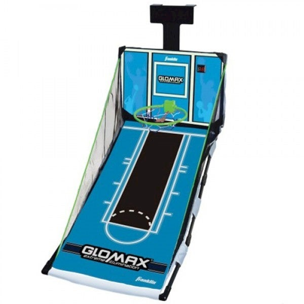 Franklin GLOMAX Mini Hoops To Go Door Basketball System