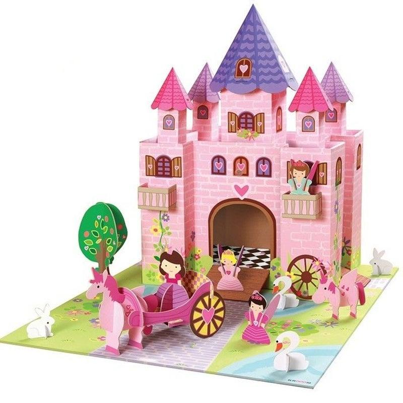 Krooom Trinny Princess Castle Playset 753212
