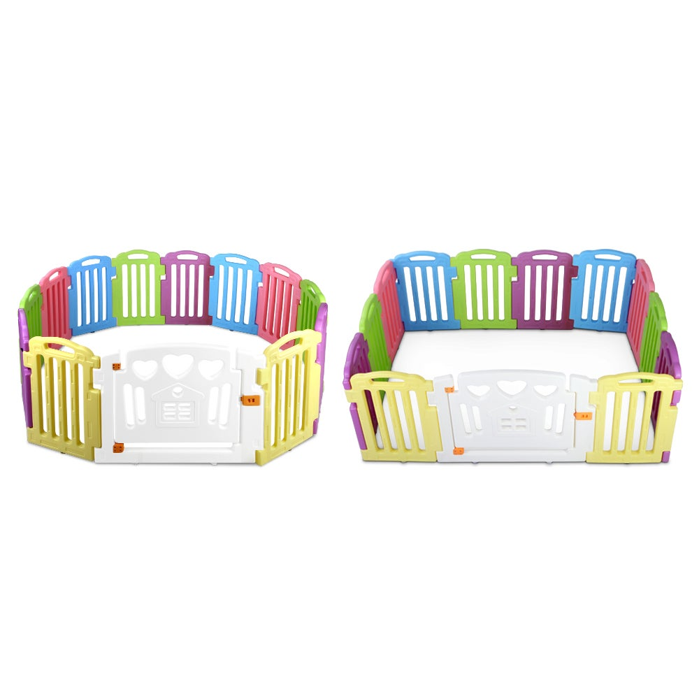 Cuddly Baby Baby Playpen - 13 Panels   Buy Baby Playpen ...
