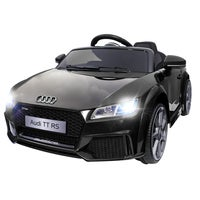 Kids Ride On Car Electric Cars Toys 12V Licensed Audi TT RS Battery Toy Sport Remote Control