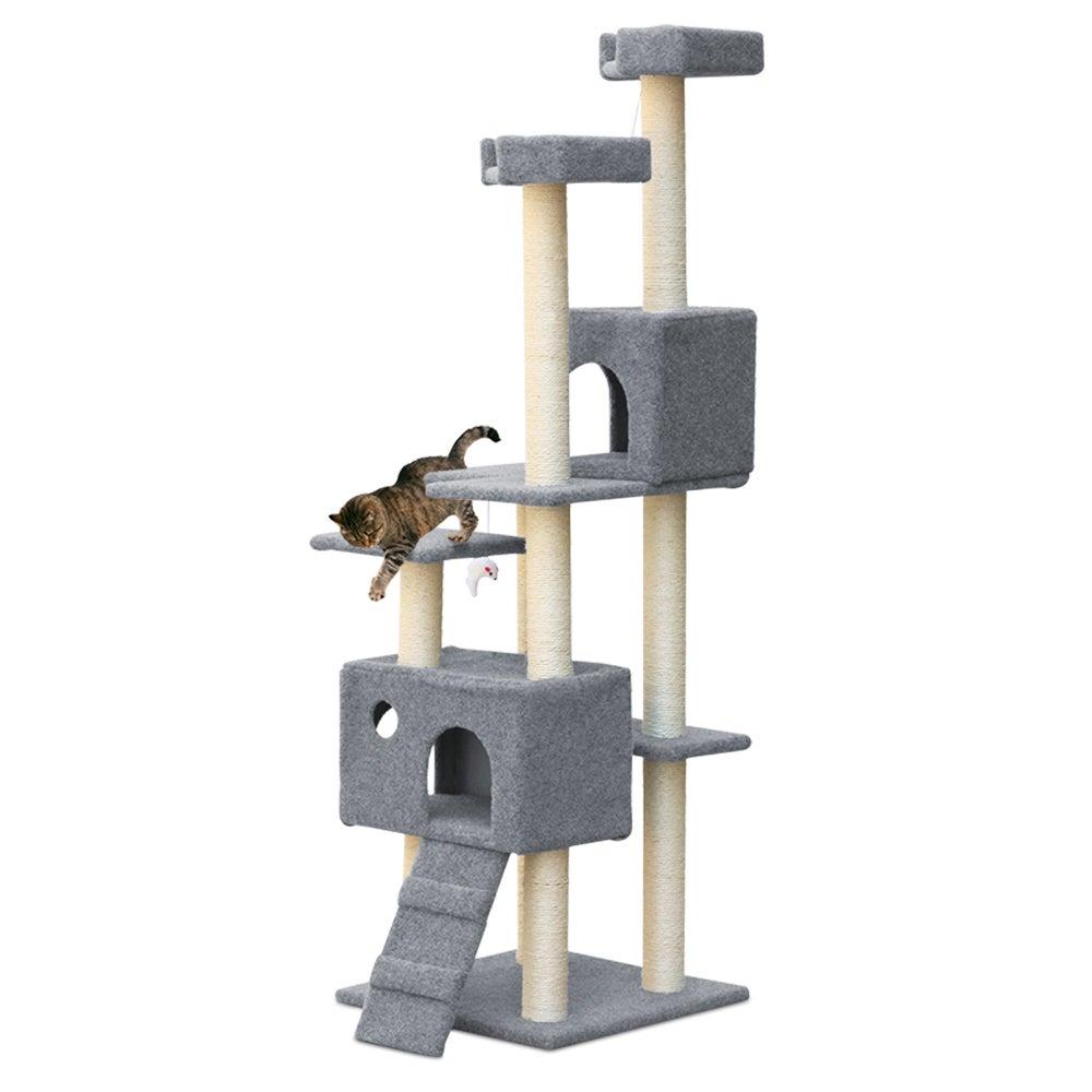 i.Pet Cat Tree Scratching Post 170cm