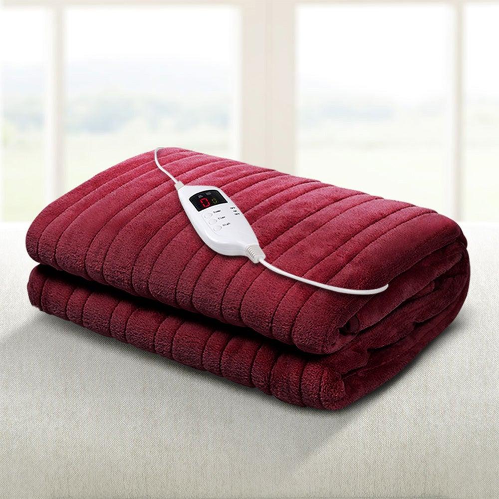 Giselle Electric Throw Rug Blanket