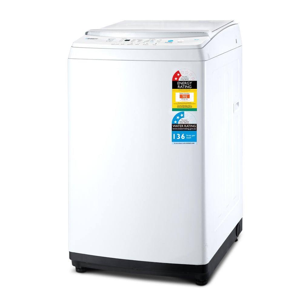 Devanti 10kg Top Load Washing Machine