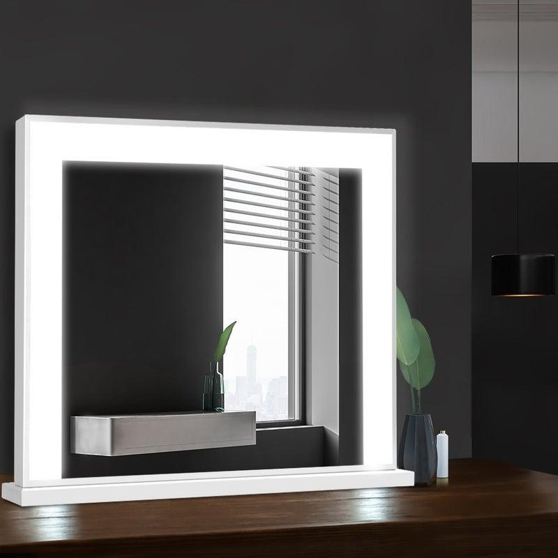 Light Led Strip Vanity Beauty Mirror, Embellir Hollywood Makeup Mirror With Light Led Bulbs Vanity Beauty