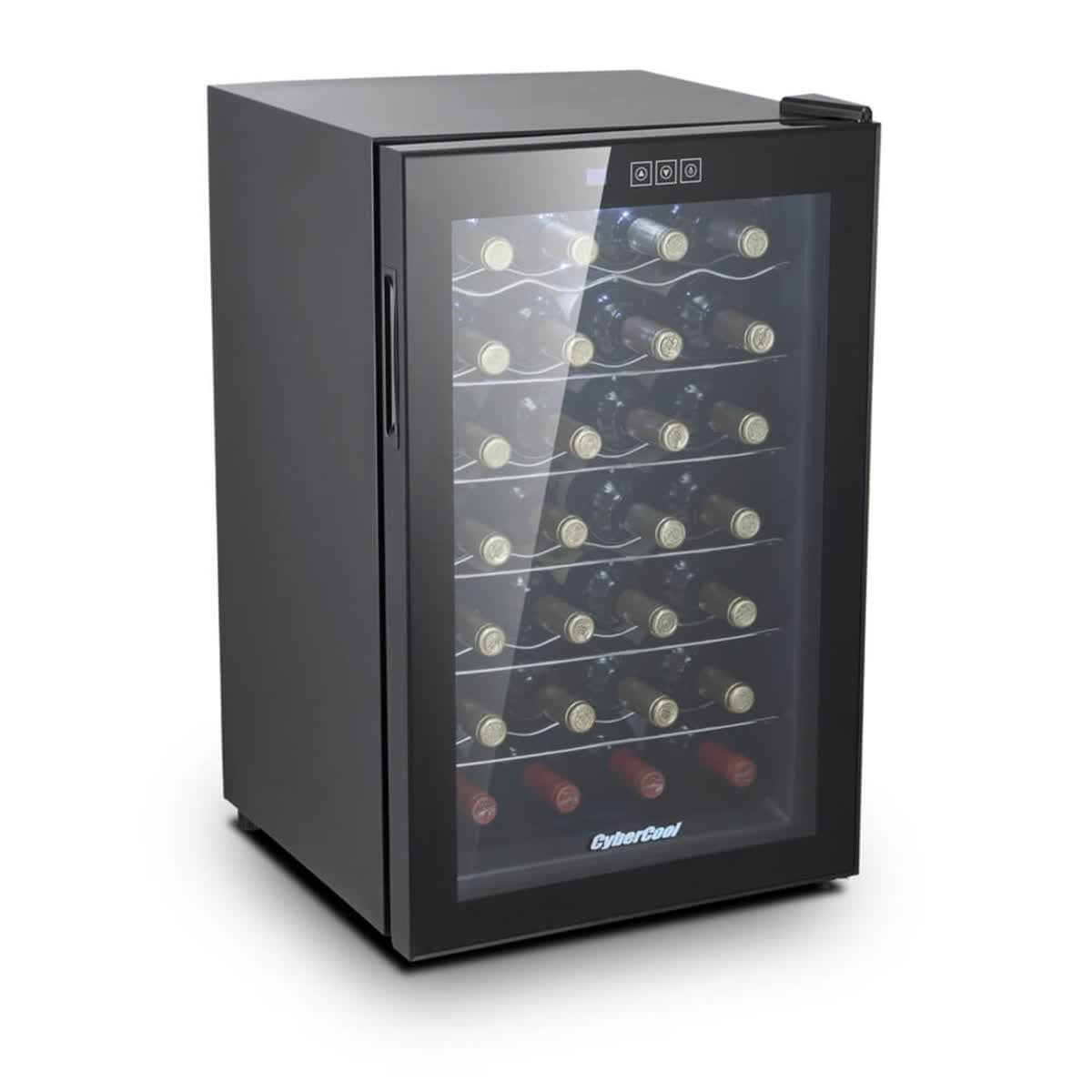CyberCool 28 Bottle Thermoelectric Wine Cooler