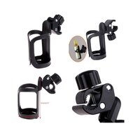 UNIVERSAL GOLF CUP HOLDER FOR BUGGY CART / BABY PRAM / WHEELCHAIR CLICGEAR !