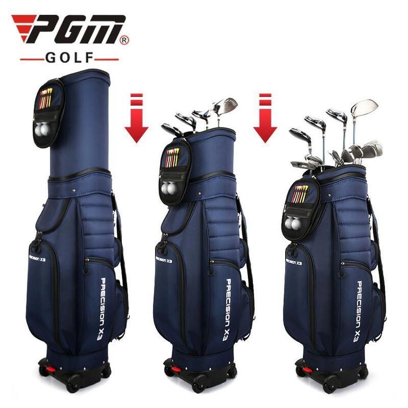 Four Spinner Wheels Multifunctional Trolley Travel Cart Bag QB062