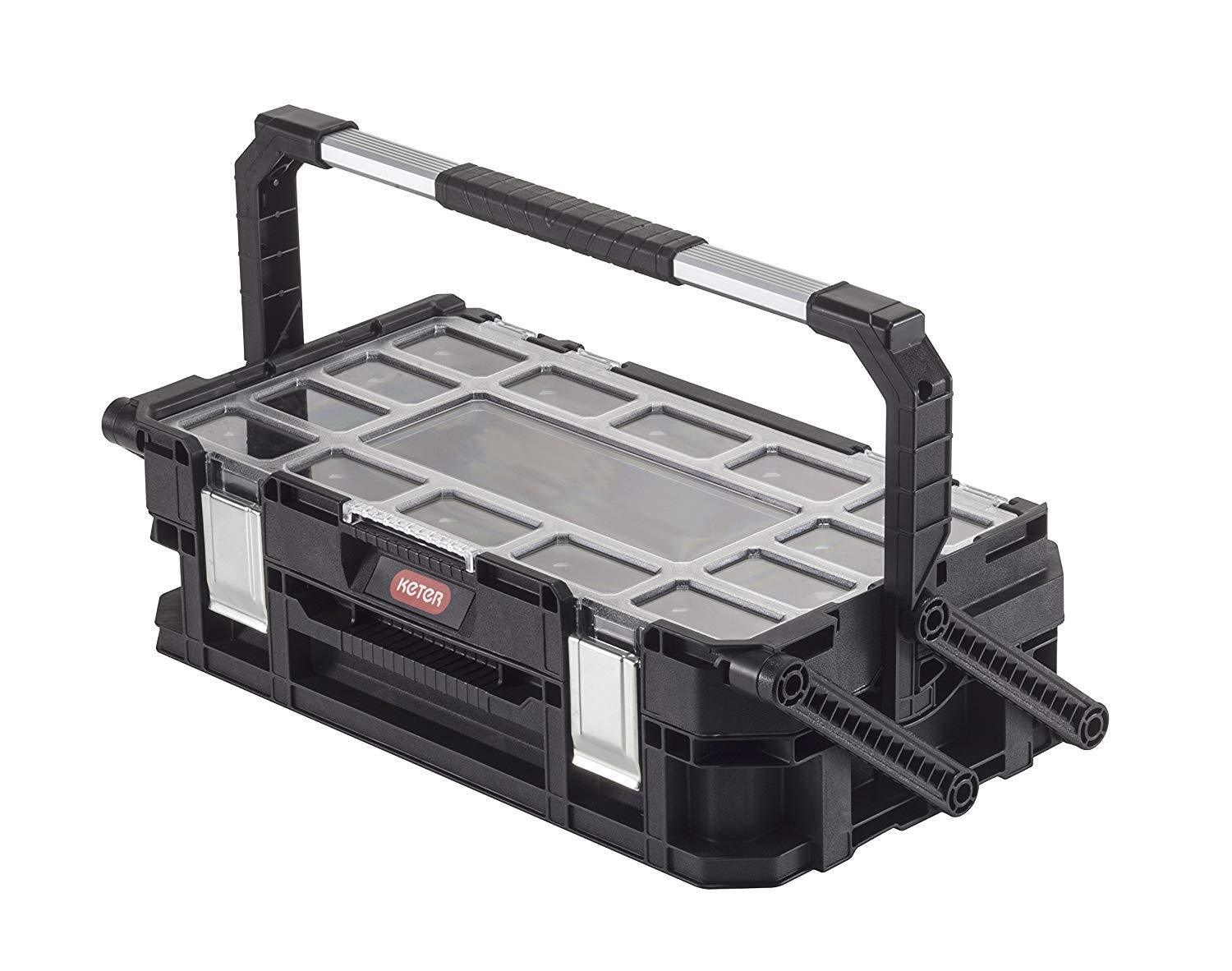 Keter Connect Cantilever Organizer Toolbox (22 inch)