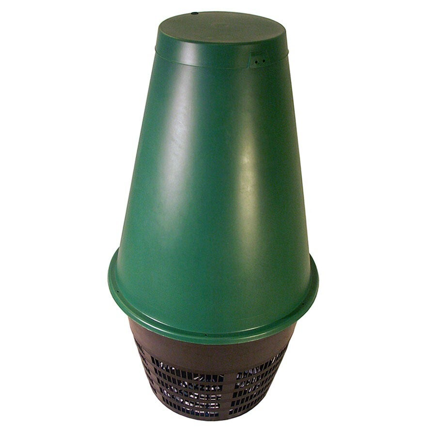 Maze Outdoor Compost Bin Green Cone