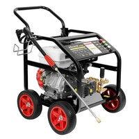 Kolner K9000 Cleaner Petrol High Pressure Washer Gurney Water Jet Hose 20m Pump