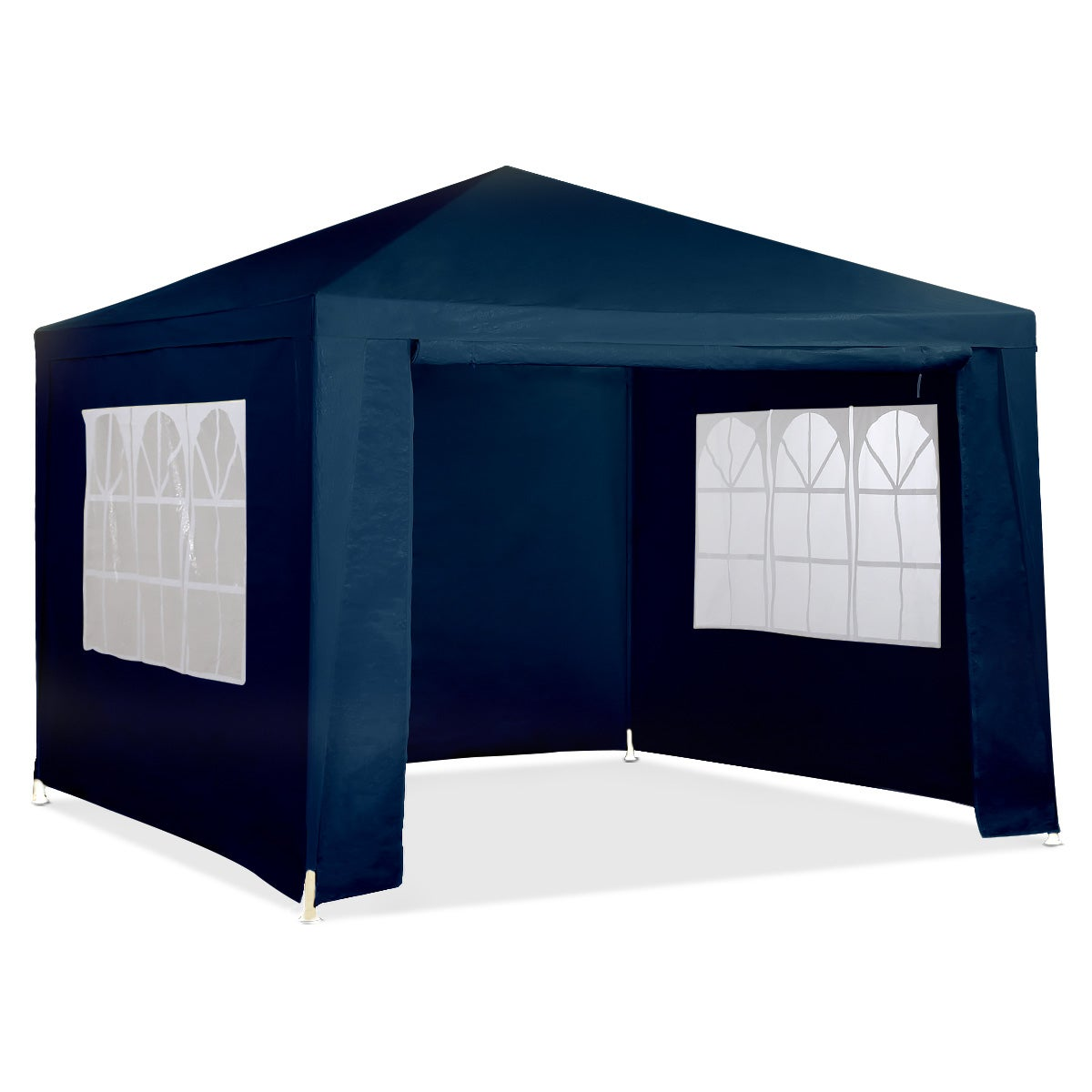 New 3x3 Gazebo Party Tent Event Marquee Awning Outdoor Pavilion Canopy 3x6 3x9m