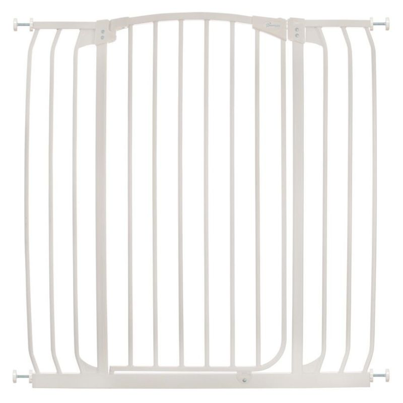 Extra Tall Safety Security Baby Gate White 100cm