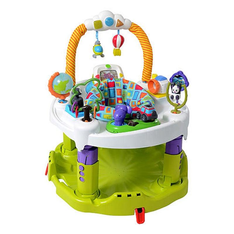 ExerSaucer Explorer Baby Bouncer & Activity Centre | Buy ...