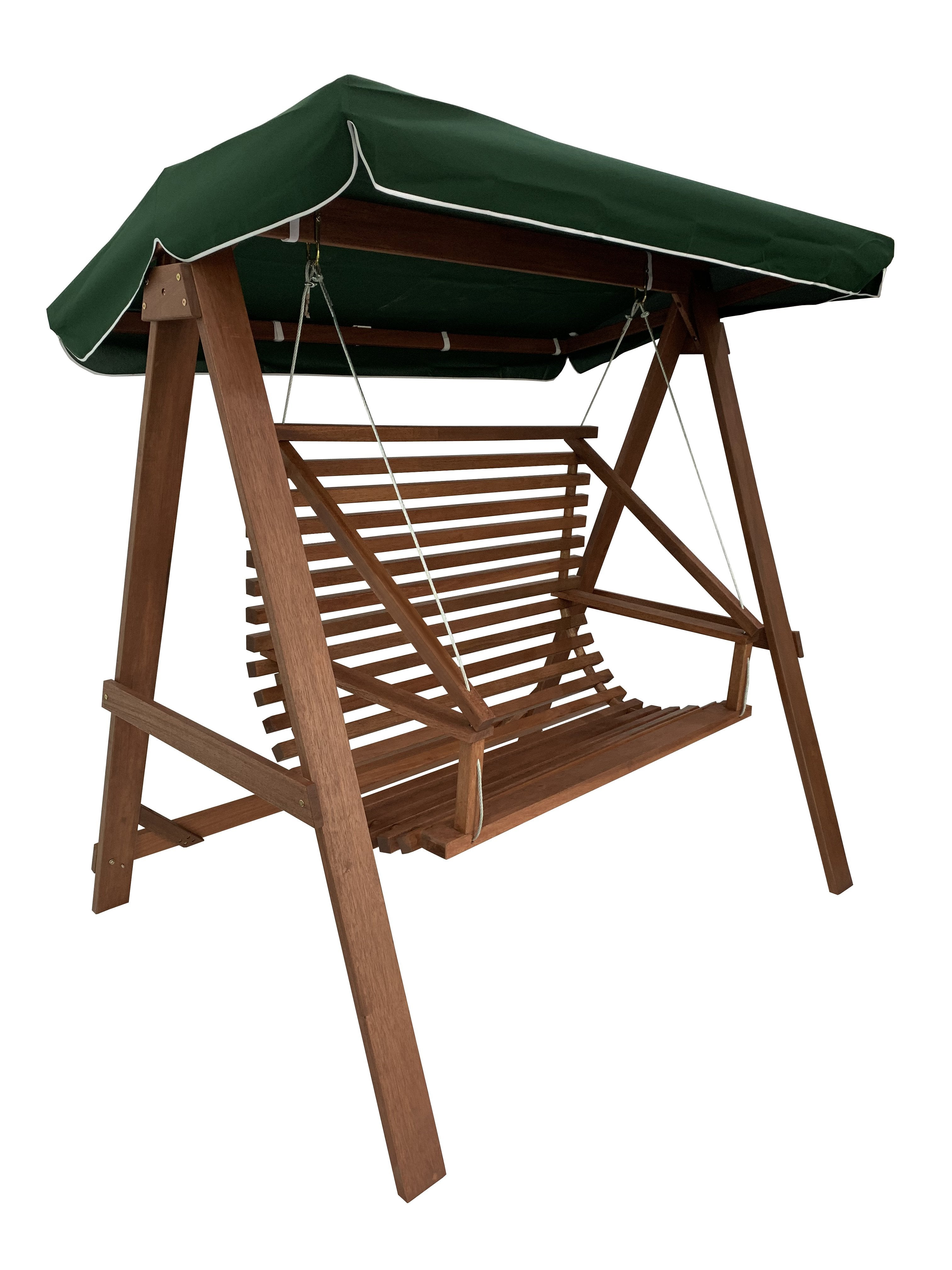 Garden Curve Seat Swing