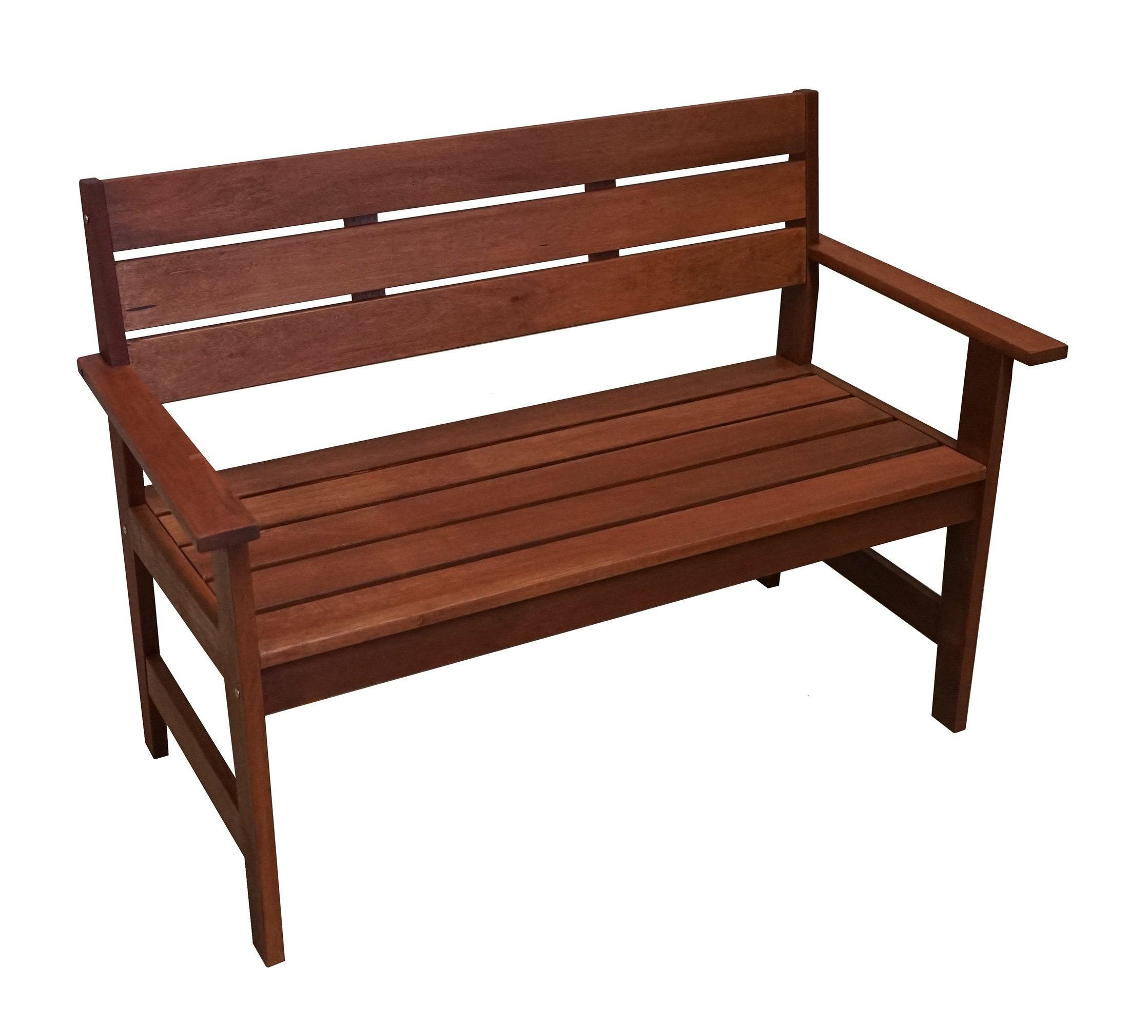 Lazio 2 Seater Bench