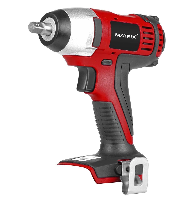 "MATRIX 20v X-ONE Cordless Impact Wrench 3/8"" Skin Only"