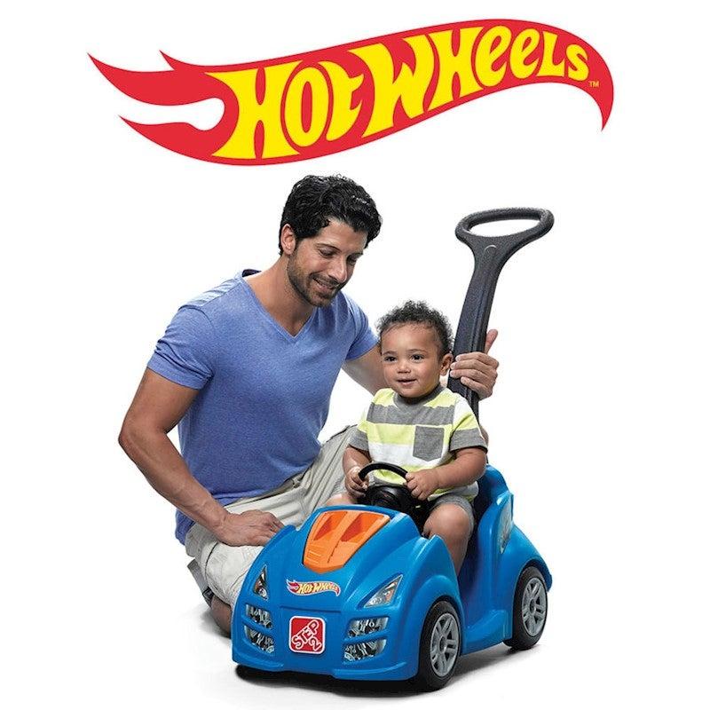 Hot Wheels Push Around Racer