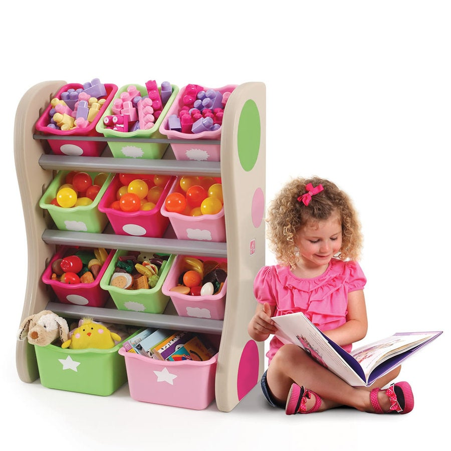 Fun Time Room Organiser (Pink)