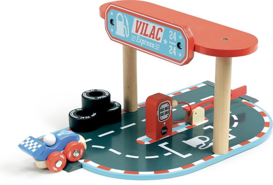 Vilacity Gas Station
