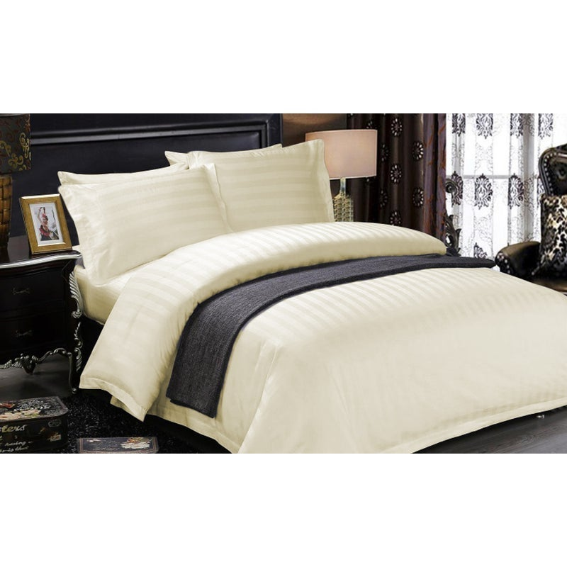 1200TC 100% Egyptian Cotton Hotel Collection Sateen Sheet Set