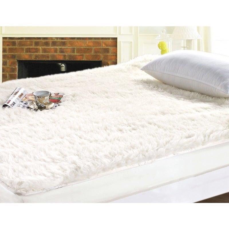 Queen Size Underlay Wool Electric Blanket