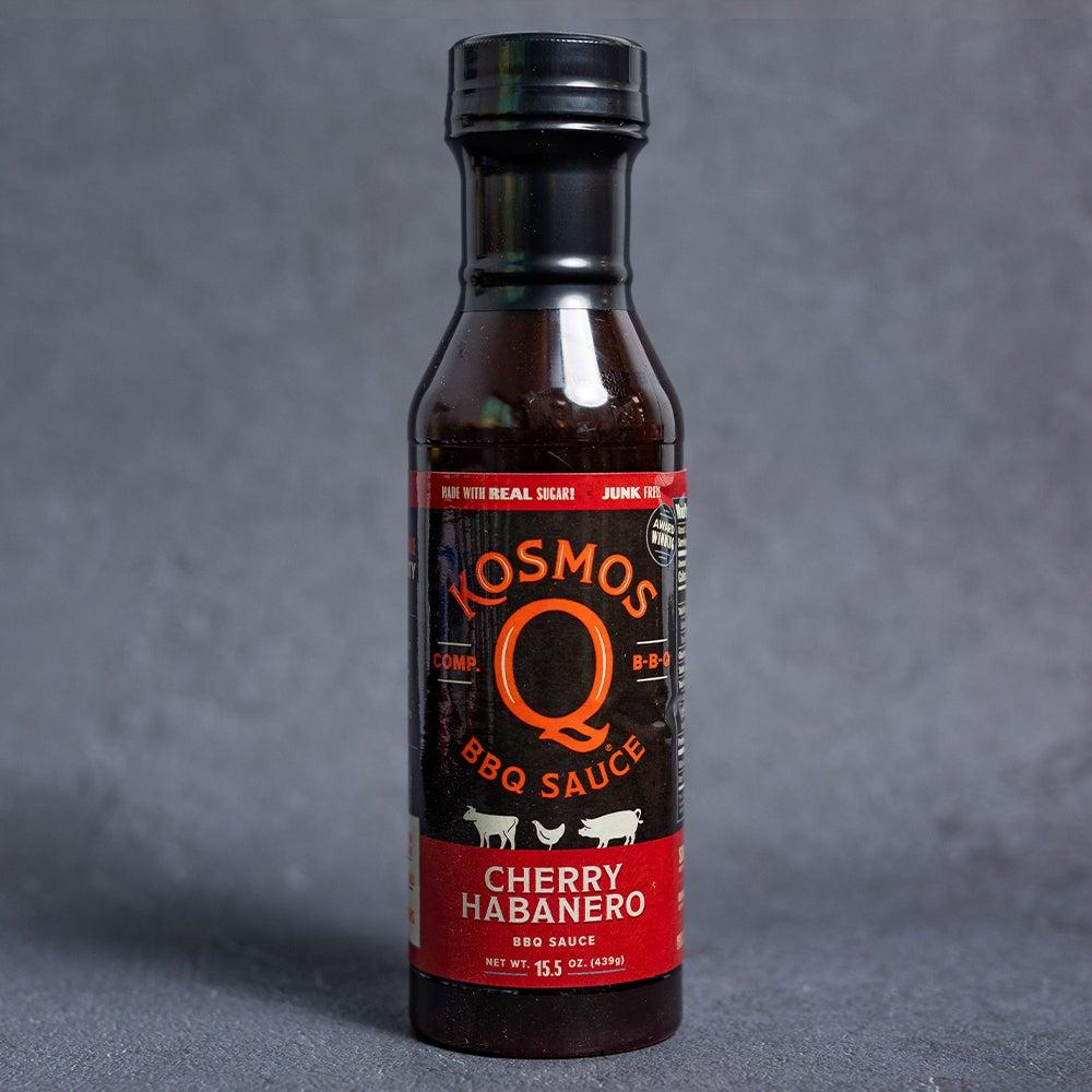 Kosmos Q Cherry Habanero BBQ Sauce