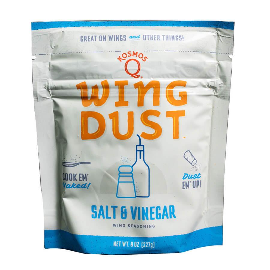 Kosmos Q Salt & Vinegar Wing Dust