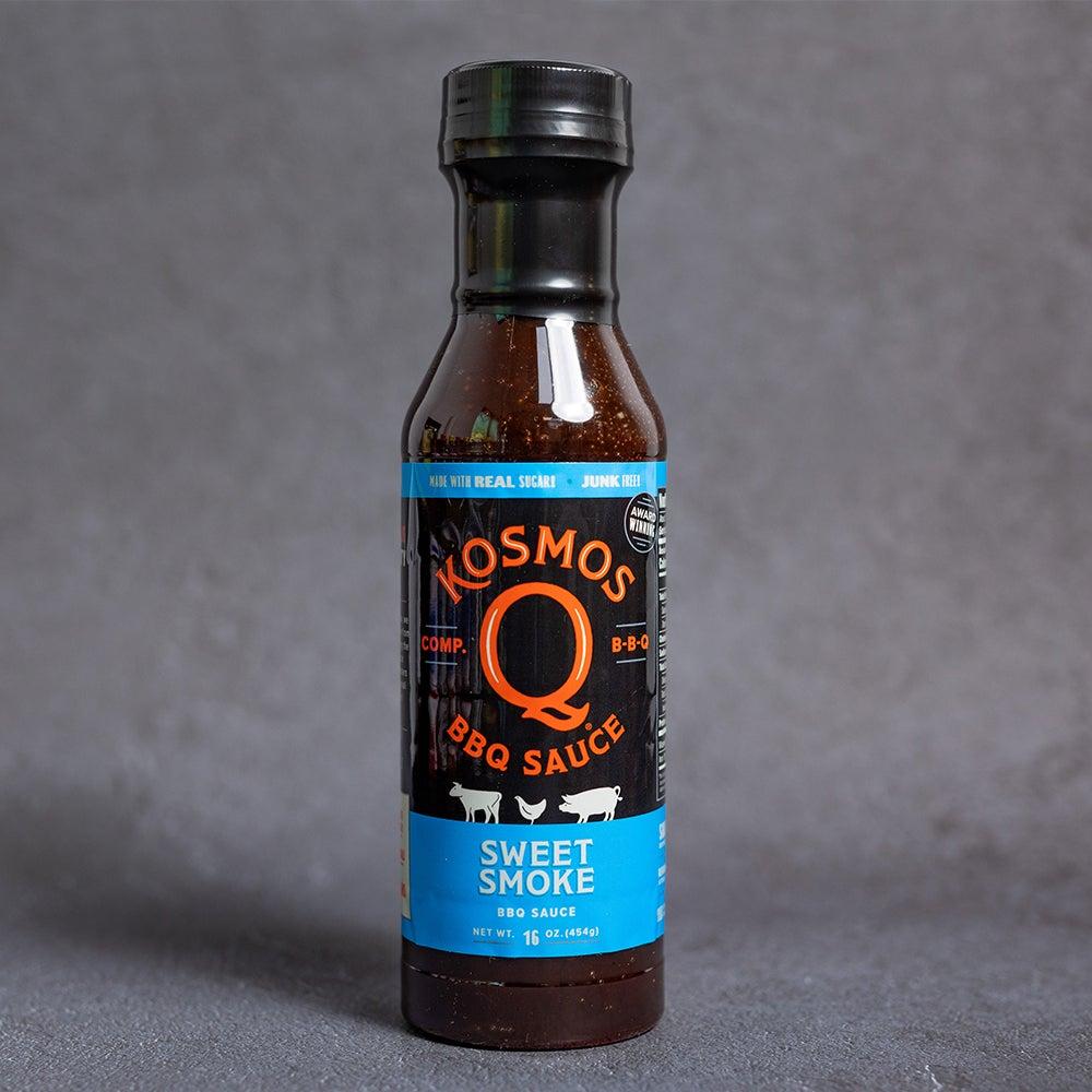 Kosmos Q Sweet Smokey Smoke BBQ Sauce