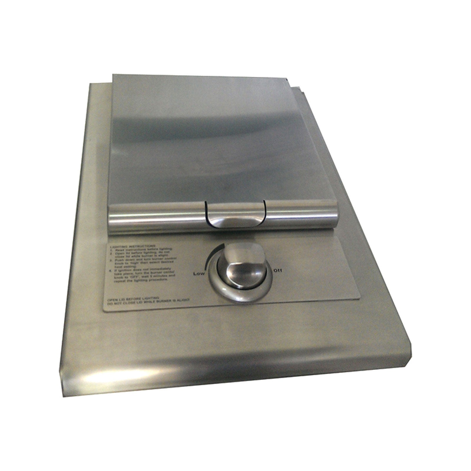 BeefEater Signature Built In - 21MJ Side Burner
