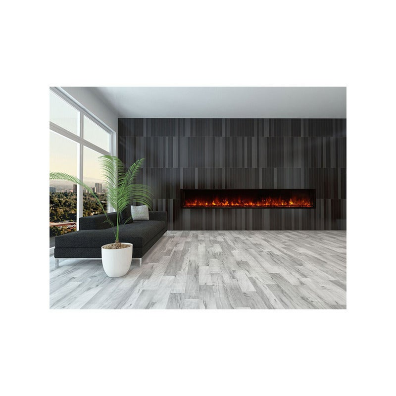 Modern Flames Landscape FullView 2 Series Built-in Electric Fireplace 2.5 mtr - LFV2-2500-400-AU
