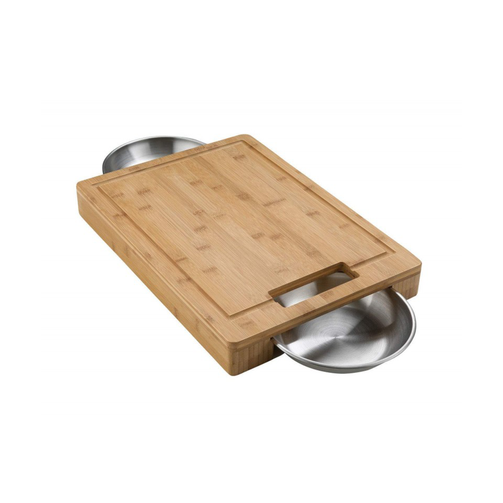 Napoleon PRO Carving/Cutting Board with SS Bowl - 70012