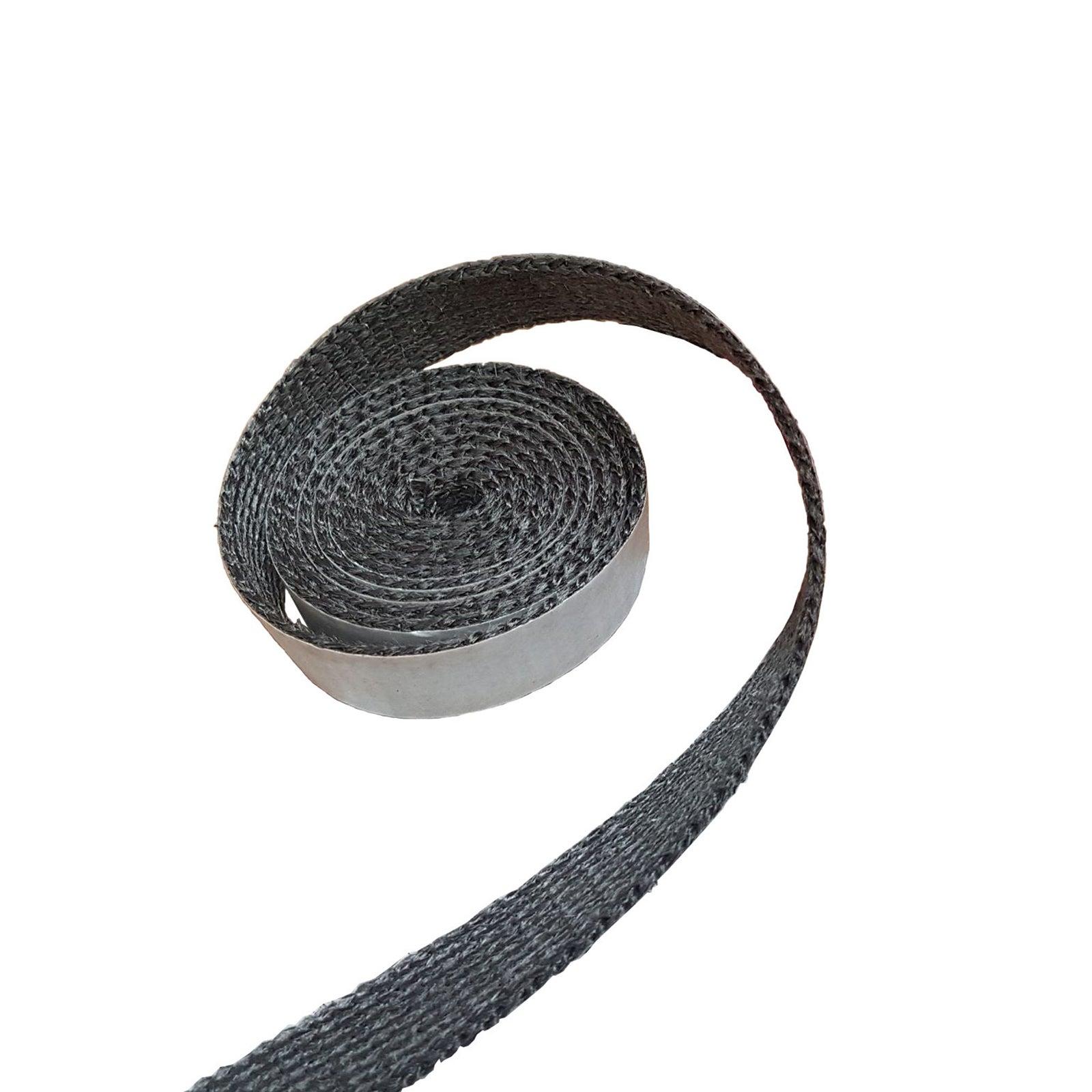 Outdoor Magic - Fibreglass Tape Adhesive Backed - 19mm x 2mm flat x 2 metres