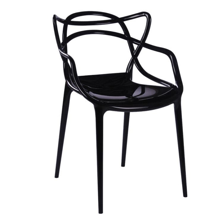 Replica Phillipe Starck Masters Chair - transparent & shiny colours