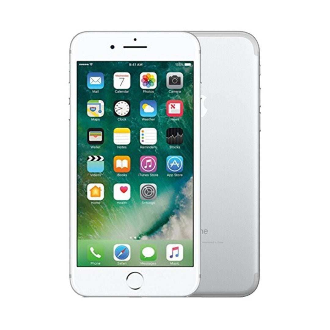 Apple iPhone 7 - Silver 32GB - Excellent Condition Refurbished Unlocked