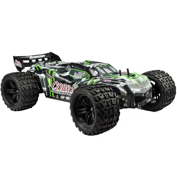 Cobra 1:8 4WD Off Road RC Monster Truggy Truck
